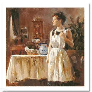 "Pino (1939-2010) ""Sunday Chores"" Limited Edition"