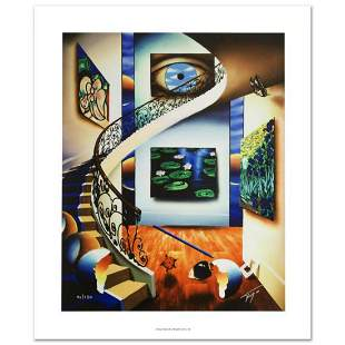 """Eye of a Master"" Limited Edition Giclee on Canvas by"