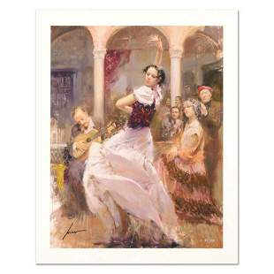 """Pino (1939-2010) """"Seville In My Heart"""" Limited Edition"""