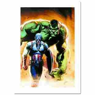 """Stan Lee Signed, """"Ultimate Origins #5"""" Numbered Marvel"""
