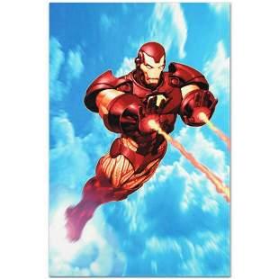 "Marvel Comics ""Iron Man: Iron Protocols #1"" Numbered"