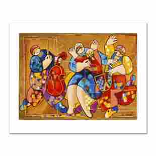 "Dorit Levi, ""Salsa Fun"" Limited Edition Serigraph,"