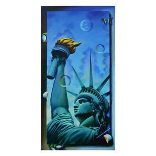 "Ferjo, ""Standing Tall"" Limited Edition on Canvas,"