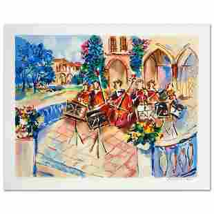 """""""Orchestral Balcony"""" Limited Edition Serigraph by"""