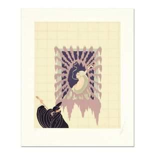 """Erte (1892-1990), """"La Serenade"""" Limited Edition"""