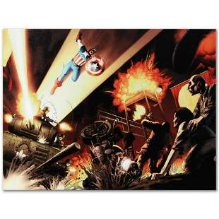 "Marvel Comics ""Fallen Son: Death of Captain America #5"""