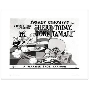 """""""Here Today, Gone Tamale"""" Limited Edition Giclee from"""