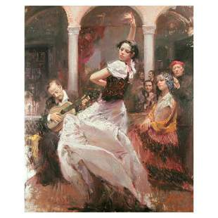 """Pino (1931-2010), """"Seville In My Heart"""" Limited Edition"""