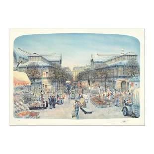 "Rolf Rafflewski, ""Les Halles"" Limited Edition"