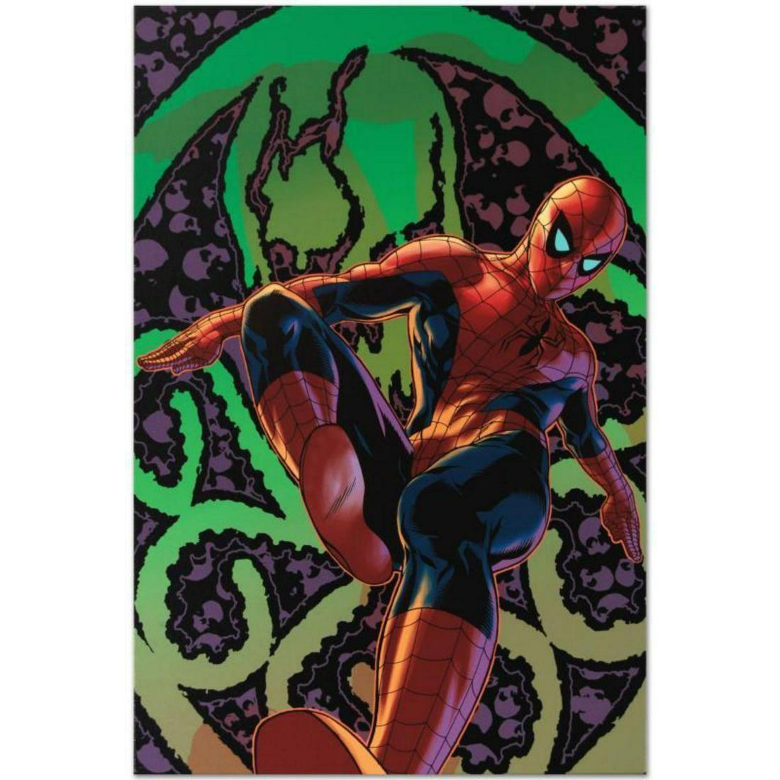 "Marvel Comics ""Amazing Spider-Man #524"" Numbered"
