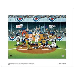 """""""Line Up At The Plate (Royals)"""" is a Limited Edition"""
