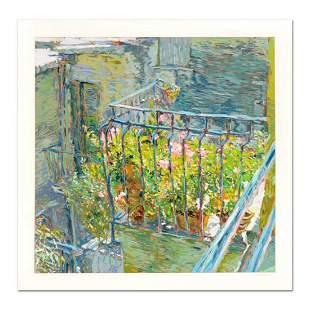 "Marco Sassone, ""Le Balcon Blueae"" Limited Edition"