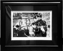 "Terry O'Neill, 1963-2019 Silver Gelatin ""Beatles, Abbey"