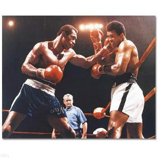 Licensed Photograph of the Heavyweight Champs Muhammad