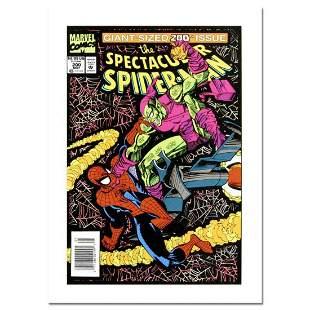 "Marvel Comics, ""Spectacular Spider-Man #200"" Numbered"
