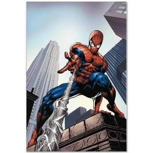 "Marvel Comics ""Amazing Spider-Man #520"" Numbered"