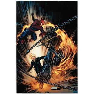 "Marvel Comics ""Amazing Spider-Man/Ghost Rider:"
