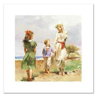 "Pino (1931-2010), ""Seaside Retreat"" Limited Edition on"