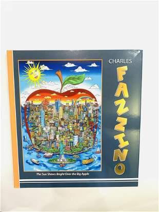 Charles Fazzino Color book