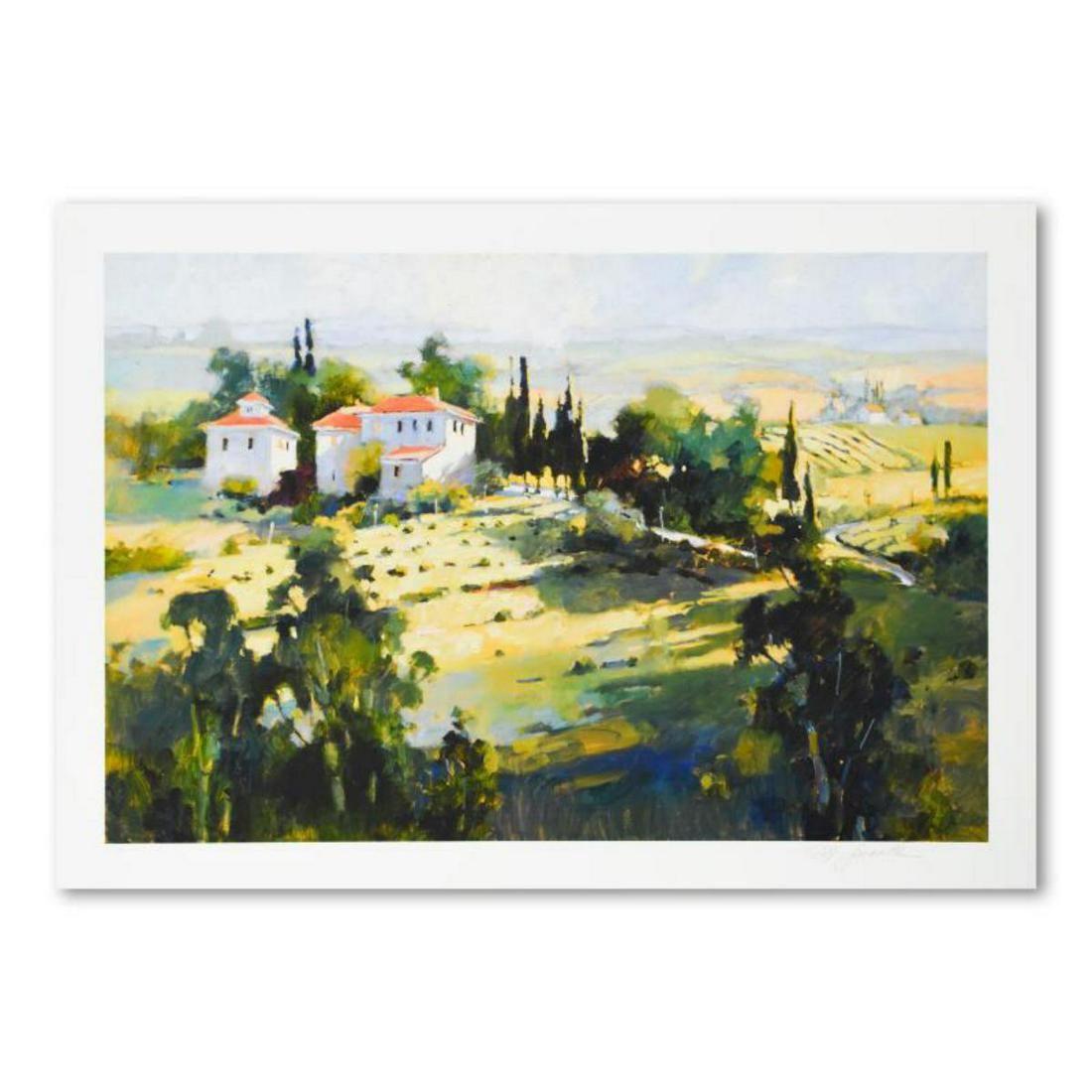 "Marilyn Simandle, ""Tuscan Sun"" Limited Edition,"
