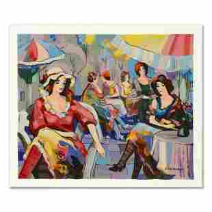 """Michael Kerman, """"Cafe"""" Hand Signed Limited Edition"""