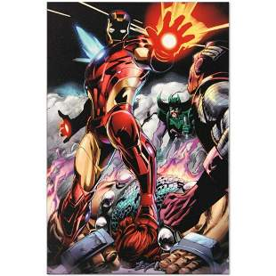 """Marvel Comics """"Iron Man/Thor #2"""" Numbered Limited"""