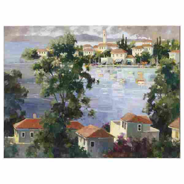 """Marilyn Simandle, """"Costa Del Sol"""" Limited Edition on"""