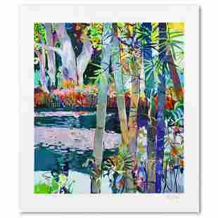 "Robert Frame (1924-1999), ""Jungle Pond"" Limited Edition"