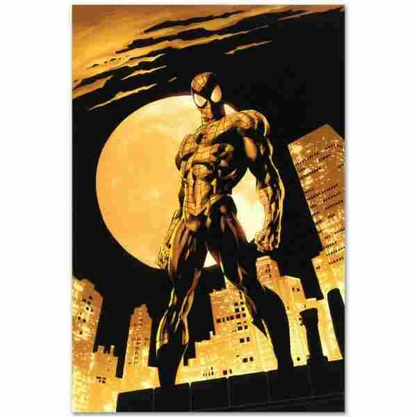 "Marvel Comics ""Amazing Spider-Man #528"" Numbered"