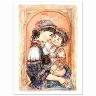 """""""Mother and Child of Thera"""" Limited Edition Lithograph"""