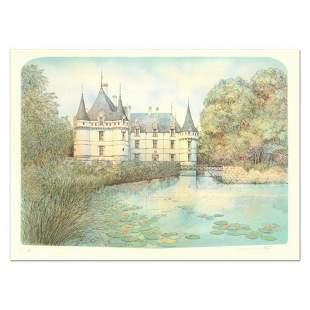 """Rolf Rafflewski, """"Chateau II"""" Limited Edition"""