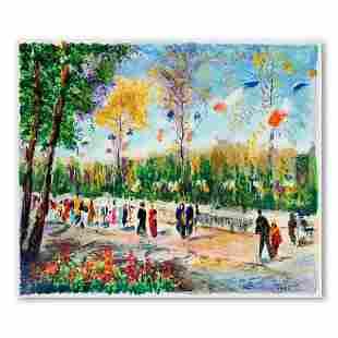 """Dimitri Polak (1922-2008), """"Like a Parisian"""