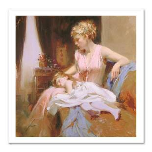 """Pino (1939-2010) """"Long Day"""" Limited Edition Giclee."""