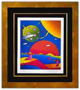 Peter Max- Original Lithograph