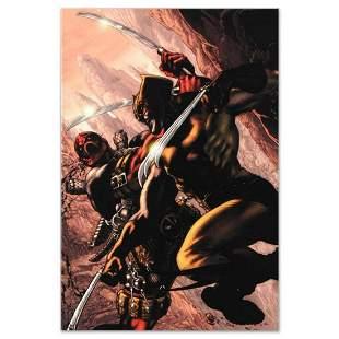 "Marvel Comics ""Wolverine: Origins #21"" Numbered Limited"