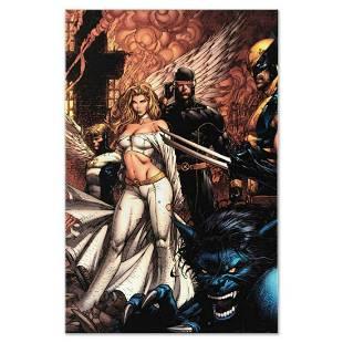 "Marvel Comics ""Uncanny X-Men #494"" Numbered Limited"