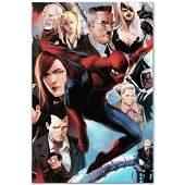 "Marvel Comics ""Amazing Spider-Man #645"" Numbered"