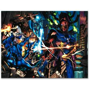 "Marvel Comics ""Fantastic Four #571"" Numbered Limited"