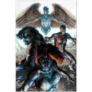 "Marvel Comics ""Dark X-Men #1"" Numbered Limited Edition"