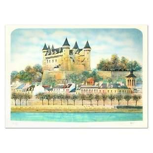 """Rolf Rafflewski, """"Chateau III"""" Limited Edition"""
