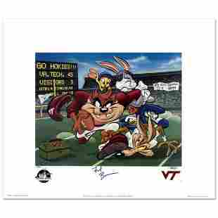 """Virginia Tech, Frank Beamer"" Limited Edition"