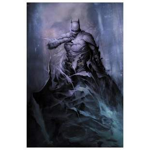 "DC Comics, ""Detective Comics # 1006"" Numbered Limited"