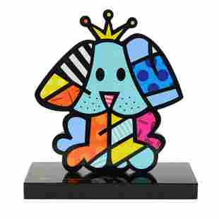 """Romero Britto""""Royalty"""" Hand Signed Limited Edition"""