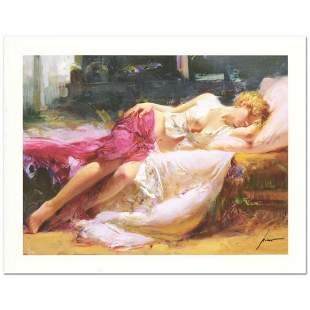 """Pino (1939-2010) """"Dreaming in Color"""" Limited Edition"""