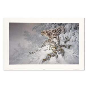 """Larry Fanning (1938-2014), """"Himalayan Royalty"""" Limited"""