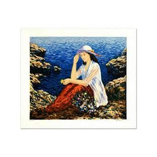 "Igor Semeko, ""Lady by the Cliffside"" Limited Edition"