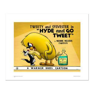 """""""Hyde and Go Tweet- color"""" Numbered Limited Edition"""