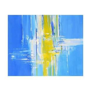 Roberto Donatelli - Original Oil Painting on Canvas,
