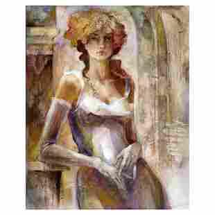 "Lena Sotskova, ""Innocence"" Hand Signed, Artist"