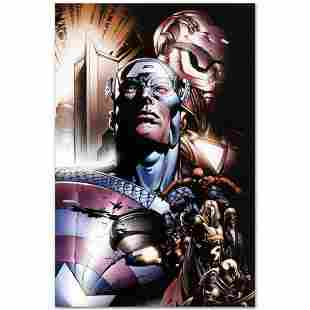 """Marvel Comics """"New Avengers #6"""" Numbered Limited"""